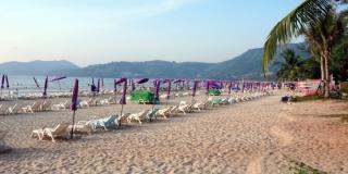 Пляж Патонга