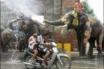 Songkran - тайский Новый год