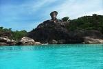Количество посетителей в тайских морских заповедниках будет ограничено