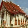 Ват Шри Сунтон, или Храм Лежащего Будды