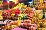 Фруктовые рынки на Пхукете