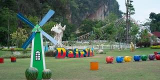 Ферма Dairy Hut в Пхангнга