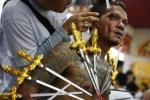 На Пхукете 30 сентября начнется красивый и шокирующий вегетарианский фестиваль