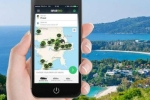 Мобильное приложение GrabTaxi на Пхукете