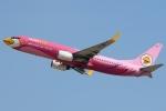 Рейсы Nok Air возобновляются по обычному графику