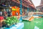 Плавучий рынок на Пхукете