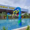 Детский парк в районе Раваи