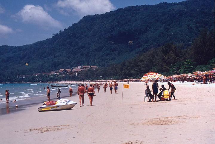 beach Patong