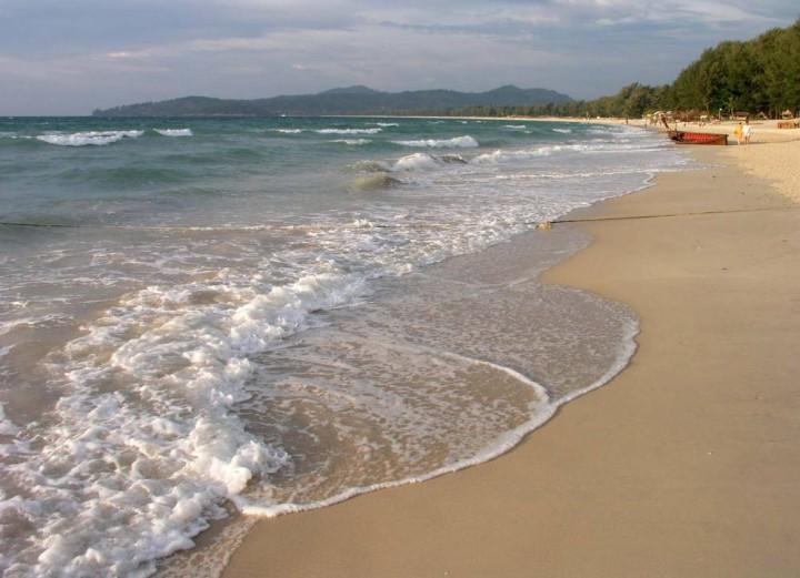 beach bang tao