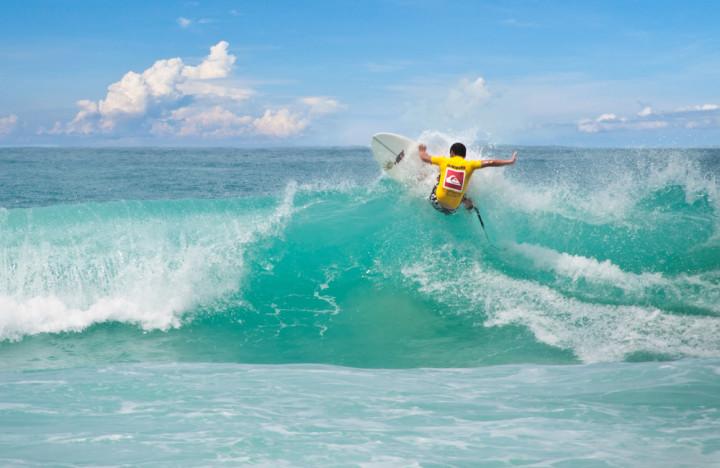 karon surfing
