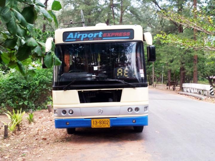 patong beach bus