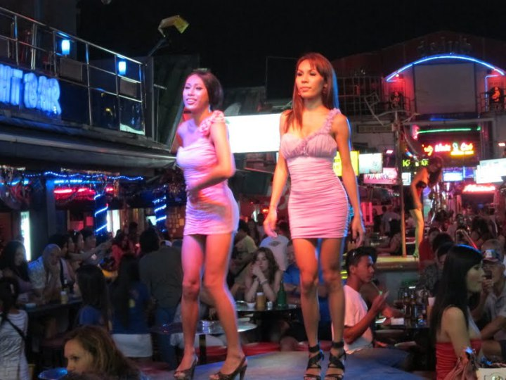 patong beach nightlife