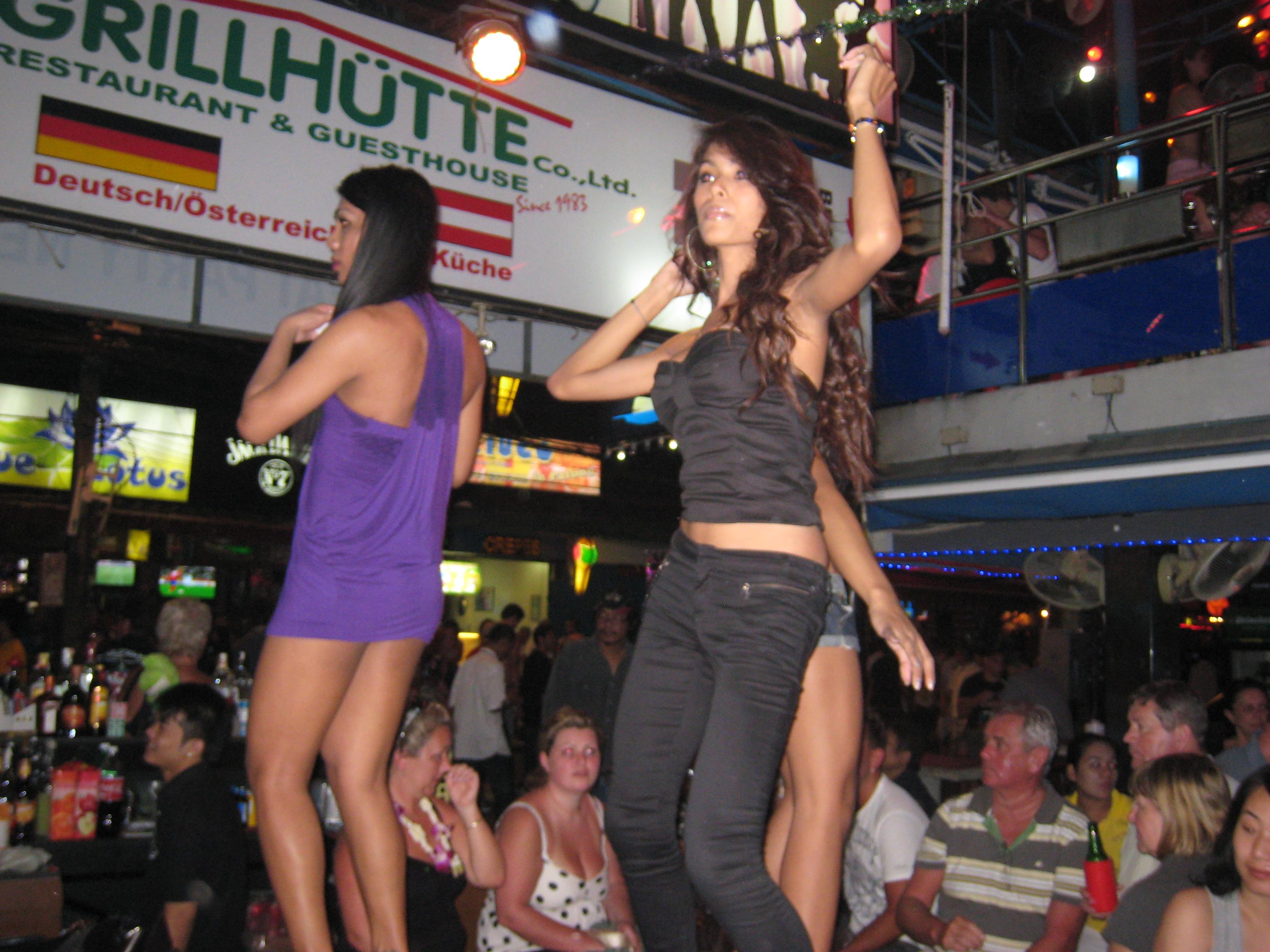 улицы с проститутками в тайланде