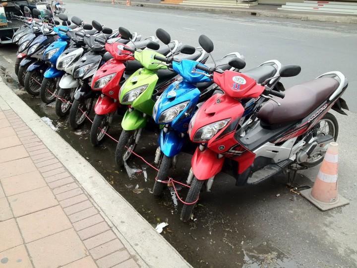 bike for rent phuket