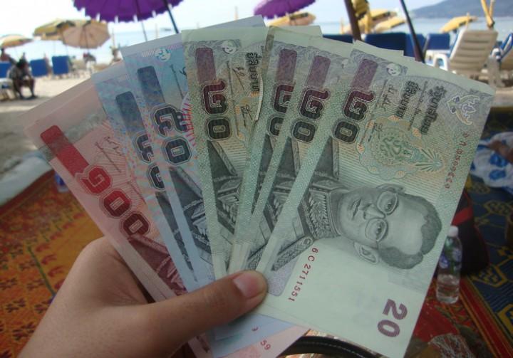 phuket money