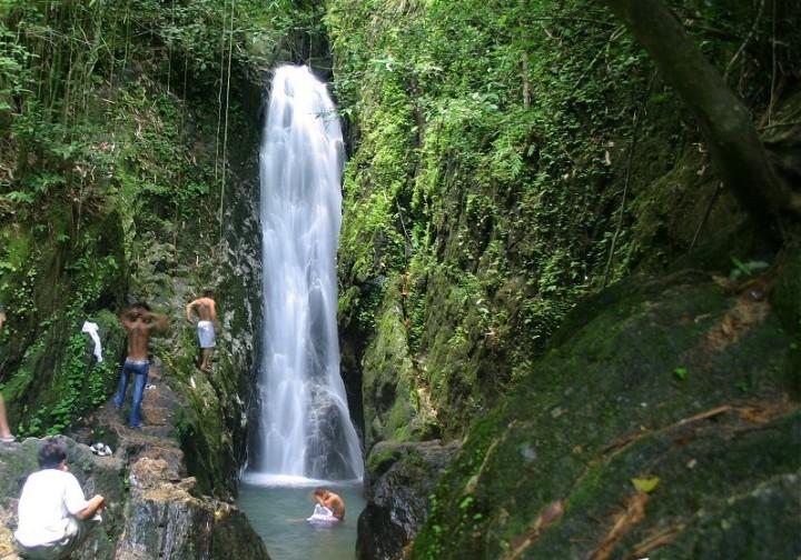 phuket waterfall bangpae
