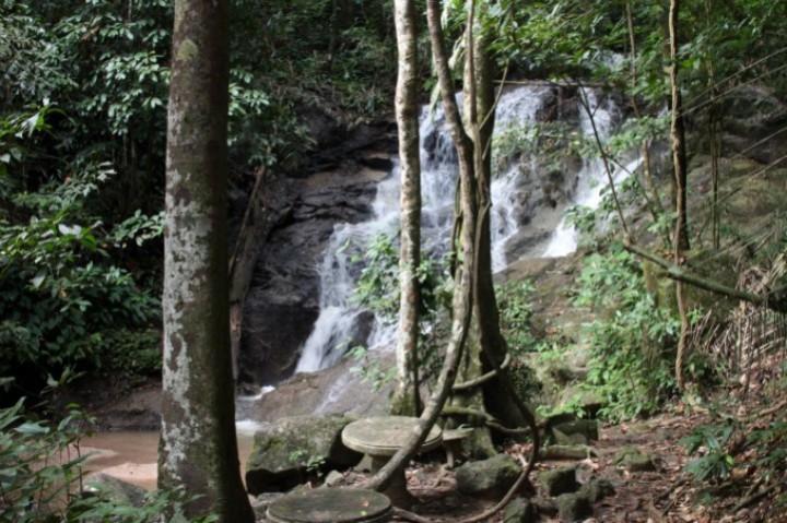 phuket waterfall kathu