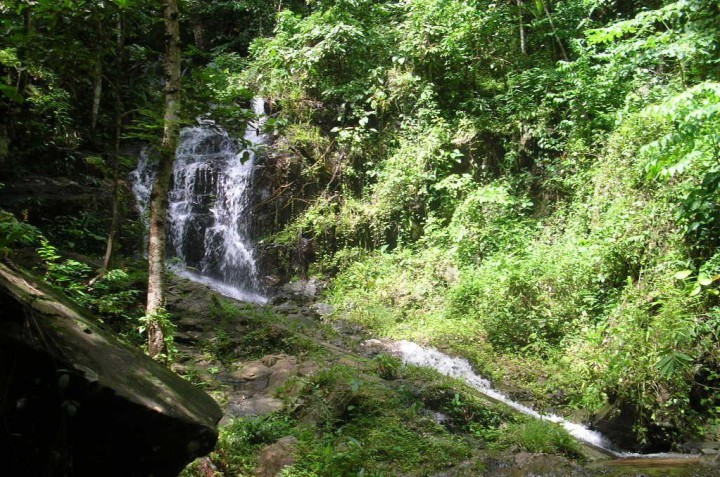 phuket waterfall ton sai