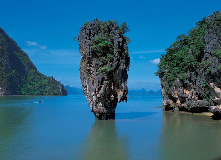 bond island