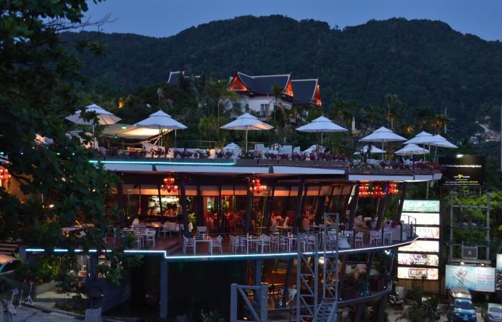 kalim beach restaurant