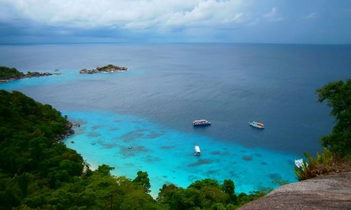Как добраться от пхукета до симиланских островов