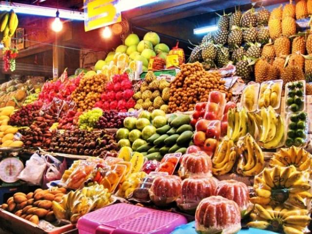 Сколько стоят фрукты на пхукете
