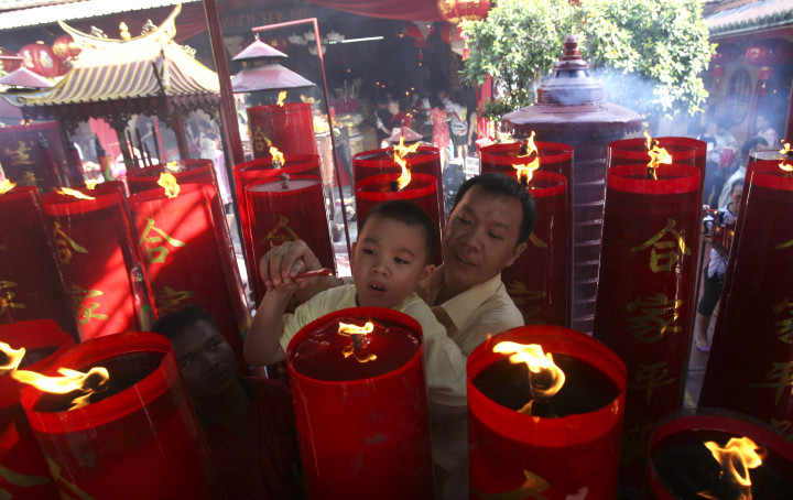 Indonesia Lunar New Year