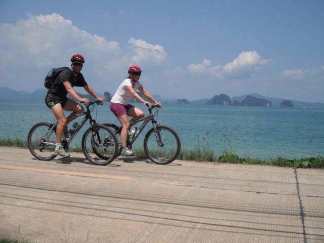 yao noi cycling