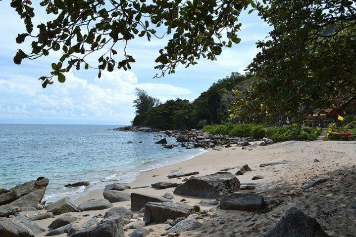 beach ao sane