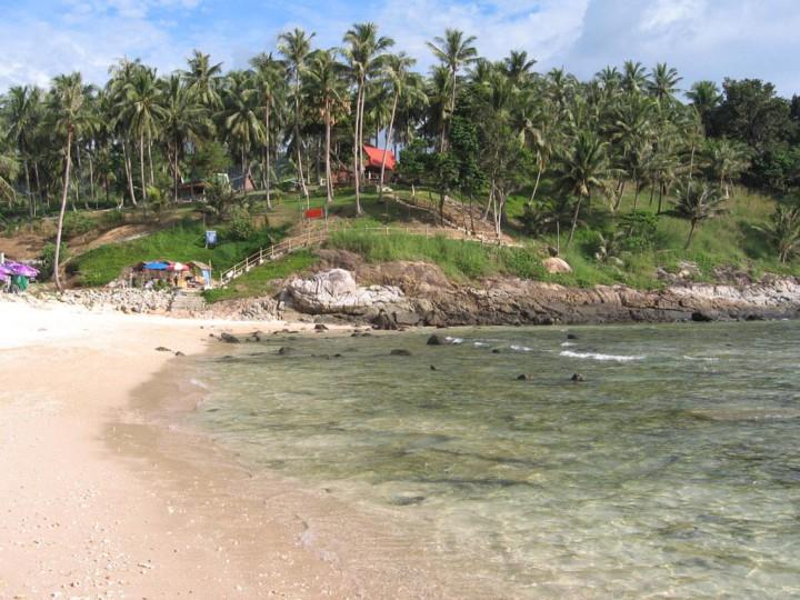 beach tri trang