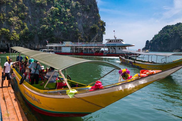 romantic trip to phangnga