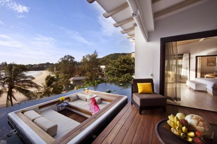 romantic villas on phuket