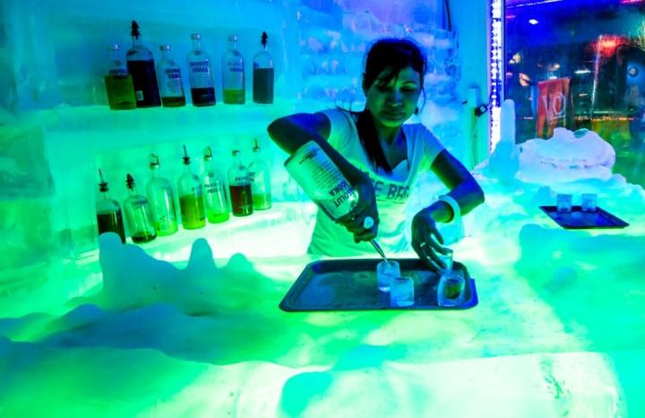 ice bar phuket