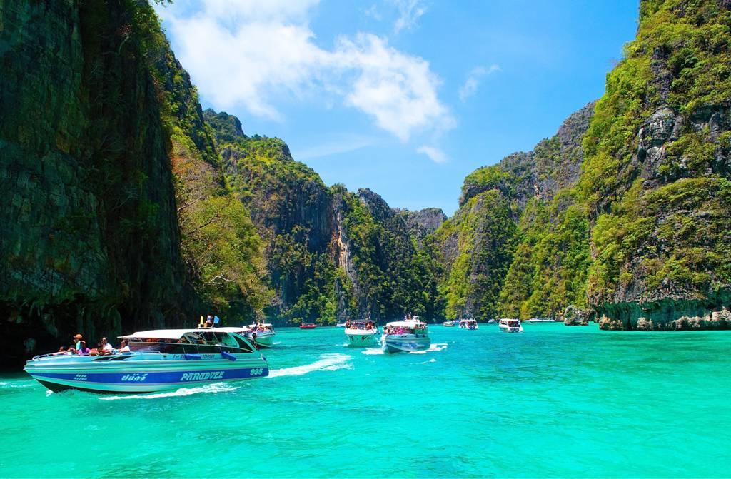 Новый год в Таиланде по Fortune!