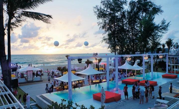 Club Xana Beach