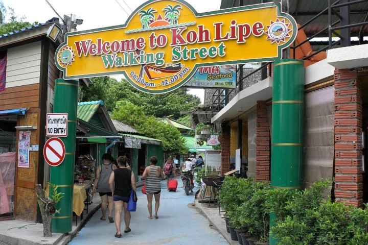 walking street ko lipe