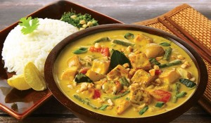 thai food curry