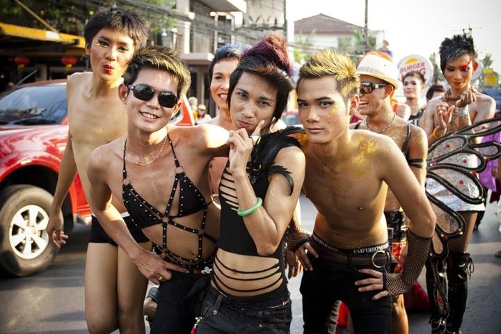 gay parade phuket