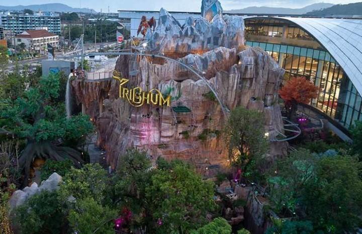 3d park tribhum
