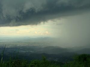 thailand rain season