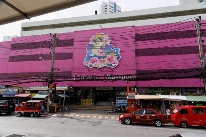 body massage on Phuket