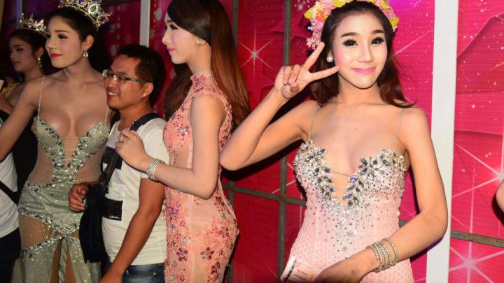 ladyboys on Phuket